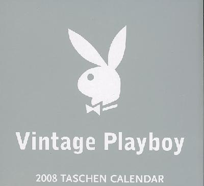 Vintage Playboy 2008 Calendar ()
