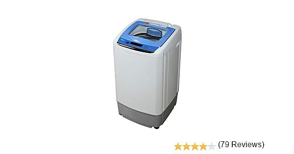 RCA rpw091 0,9 pies cúbicos. portátil de lavado, color blanco ...