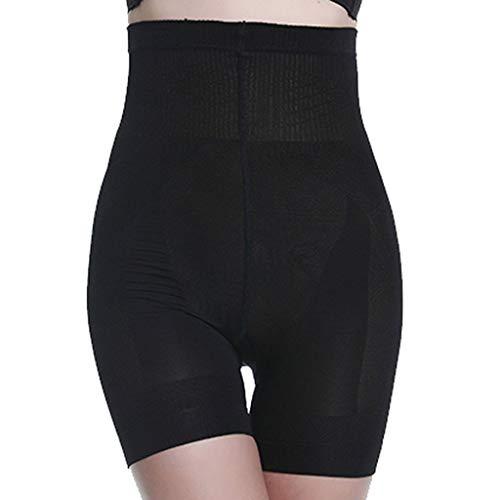 Prime Amazon Day,YetouWomens Shapewear Bodysuit High Waist Tummy Control with Butt Compression Shorts Black