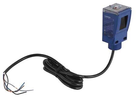 Photoelectric Sensor, Rectangle, Thru-Beam