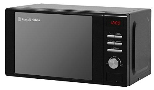 Russell Hobbs RHM2064 Heritage Digital 800w Solo Microwave, 20 Litre