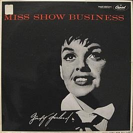 Judy Garland - Miss Show Business by Capitol Records