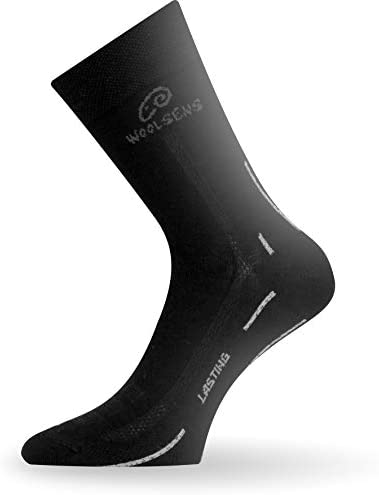 Lasting Herren Trekking Merino WLS Socke