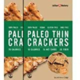 Paleo Thin Crackers (Low Carb -Gluten Free) (Value Pack 2 Boxes) (Value Pack)