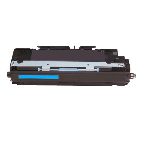 Shop At 247 ® Remanufactured Toner Cartridge Replacement for HP Q2671A (Cyan) (Replacement Q2671a)