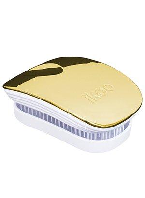 Ikoo Compact Detangling Brush Tangled product image