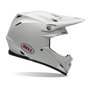 Bell Moto-9 Off Road Motorcycle Helmet (Solid White, XX-Large) (Non-Current Graphic)