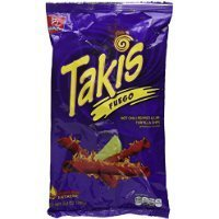 Bracel, Takis, Fuego Hot Chili Pepper & Lime Tortilla Chips, 9.9-Ounce Bag (Pack of 3) Thank you for using our service