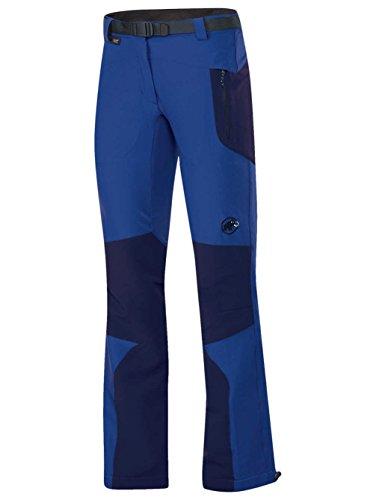 Mammut Base Jump Pants Women (Softshell Pants) - añil
