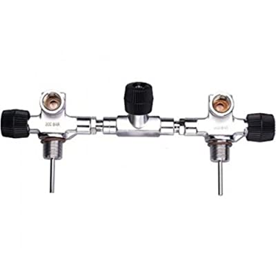 Image of Diving Valves Storm Isolation Scuba Tank Manifold - 200 BAR