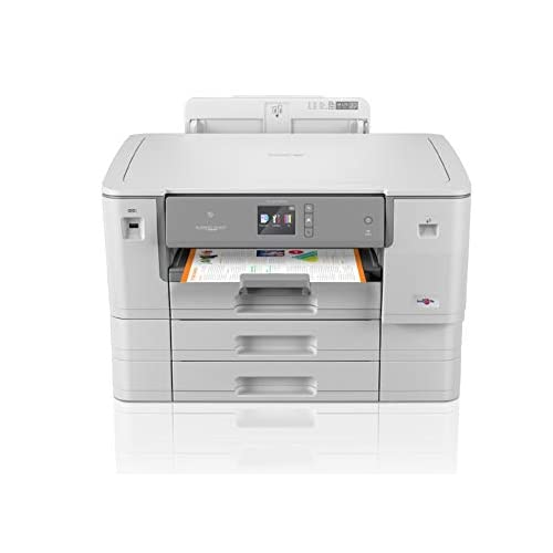 chollos oferta descuentos barato Brother HL J6000DW Impresora de Tinta A3 con impresión automática a Doble Cara WiFi NFC conexión móvil y Cloud Color Gris