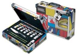 Liquitex Heavy Body Acrylic Suitcase
