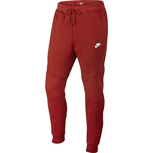 - Nike Sportswear Tech Fleece Jogger (Mystic Red, 2XL)