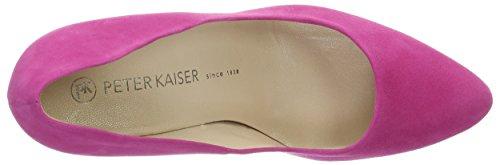Peter Kaiser Carolin -  Zapatos de Tacón para Mujer Rosado (berry Suede 583)