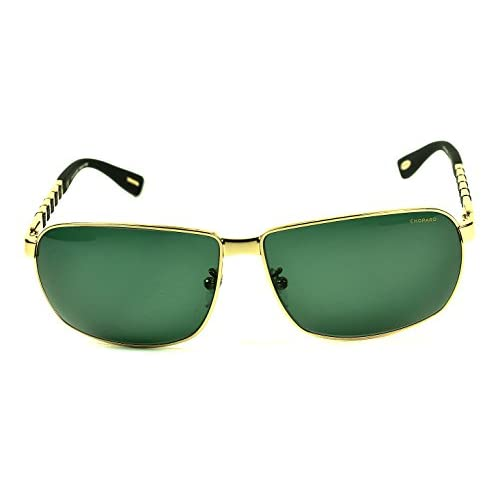 best polarized lenses  best Chopard SCH B34 Col. 300P Gold / Green Polarized lenses New ...