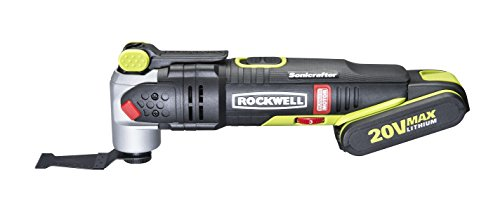 Rockwell RK2701K Sonicrafter Oscillating Multi-Tool with 11-Piece Accessory Kit