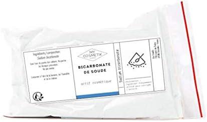 Bicarbonato de sodio - MyCosmetik - 10 g