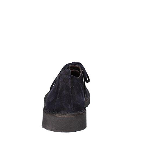 Ville Bleu Moma Lacets À Chaussures Homme De Pour EcEf0qZ