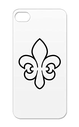 French Lily Tpu Black Mimer French Symbol Symbols Shapes Fleur De