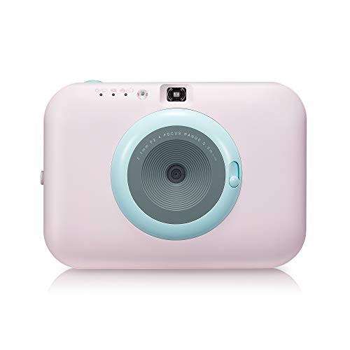 LG Pocket Photo Snap Instant Camera – Pink (PC389P)