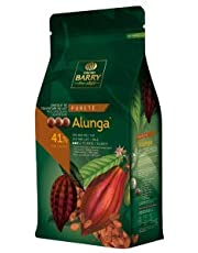 CACAO BARRY 41% Min Cacao Chocolat Alunga Pistoles 1 kg