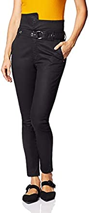 Jeans Clochard Hot Pants Zune Denim Feminino