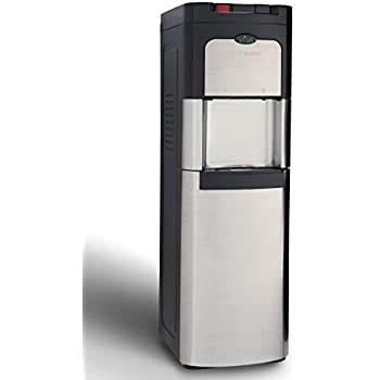 Viva Self Cleaning Stainless Steel Bottom Loading Water Cooler