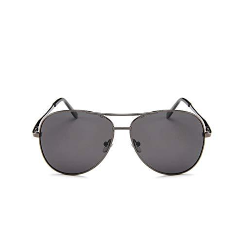 Talla para única Hombre Sabarry piloto 2 Gafas polarizadas Negro de Mujeres Sol Gafas 2 YwwxTqAP