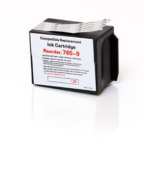 COS Imaging Compatible Ink Cartridge Replacement for Pitney Bowes 765-9. (Red)