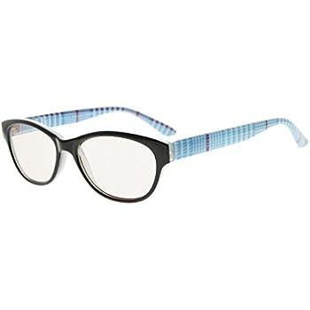 Amazon.com: Eyekepper Cat Eye Computer Eyeglasses Blue