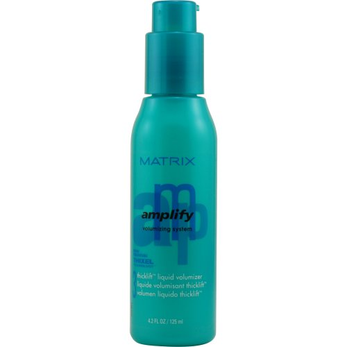 Amplify Volumizing System Thicklift Liquid Volumizer by Matrix for Unisex Gel, 4.2 (Volumizing System)