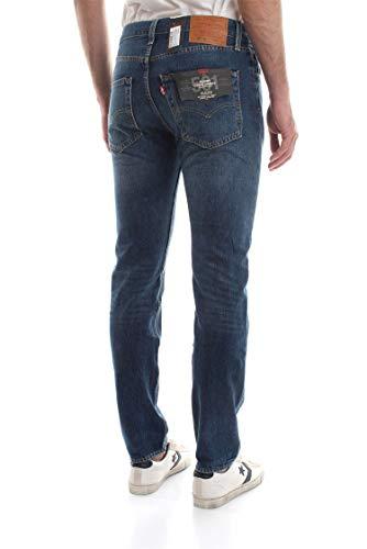34268 Denim Levis Skinny Medium Homme 501 Blue Jeans OgppqXdw
