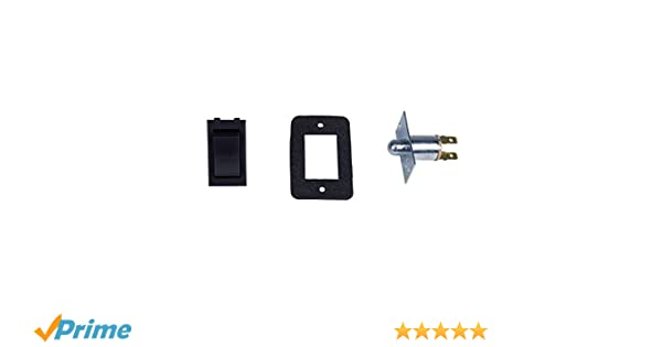 Kwikee 379407 Pleated Plunger Door Switch
