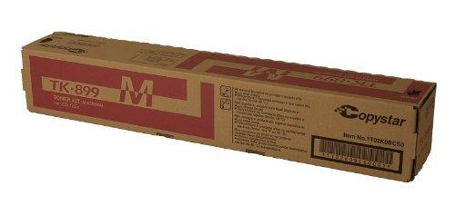 Magenta Toner Cartridge, 6000 Yield () - KYOCERA TK-899M