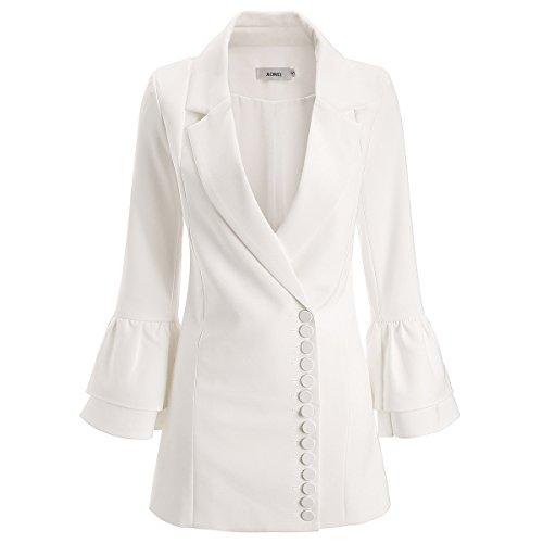 fitted blazer dress - 2
