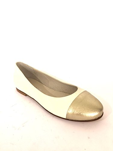 Scarpe Zeta Made Pelle Bicolor Ballerine Mainapps Dd82 Italy Beige Shoes In rwqrfF4