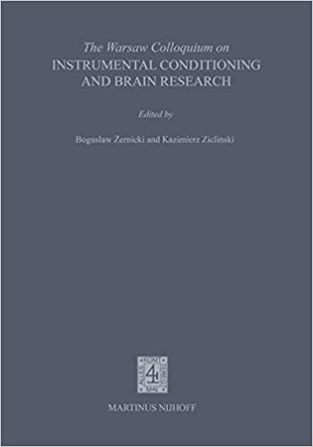 The Warsaw Colloquium on Instrumental Conditioning and Brain Research: Proceedings of the Symposium to honour the memory of Jerzy Konorski and 60 ... held in Jablonna near Warsaw, 1–5 May 1979