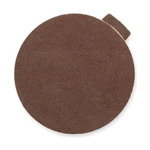 PSA Sanding Disc, AlO, Cloth, 6in, 100 Grit