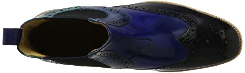 Blue Blau Elastic Aspen Hamilton E blue Navy Eddy Pop Blue Chelsea Ice Stivali Classic 13 Blue Uomo amp; Navy Melvin FqUp01UH
