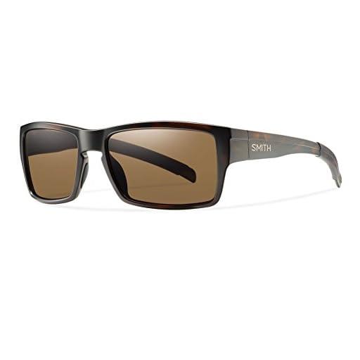 Smith Optics Outlier Carbonic Polarized Sunglasses