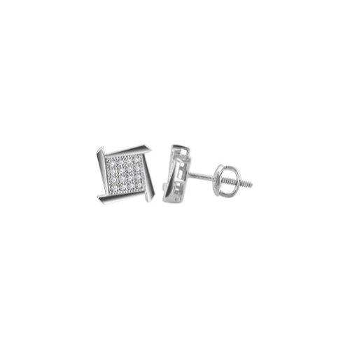 gem avenue earrings gold - 8