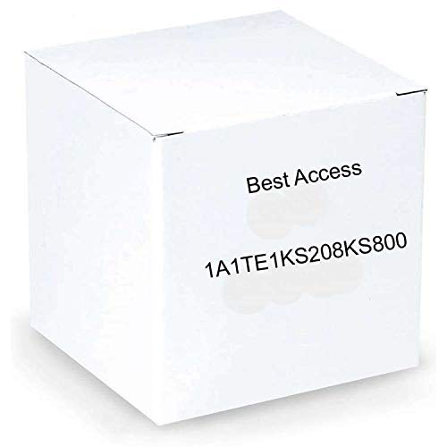 Image of Commercial Access Control BEST Access Systems 1A1TE1KS208KS800 Standard Blank TE Keyway, Nickle Silver
