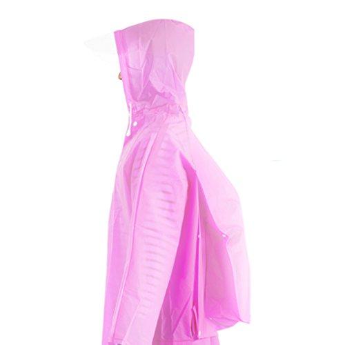 Veste Adultes Tourisme 12 Article M Outdoor Poncho 8 Taille Femmes Pied Long Et Hommes Transparent Individuel Justaucorps À Raincoat couleur Imperméable dZ1Oqttw