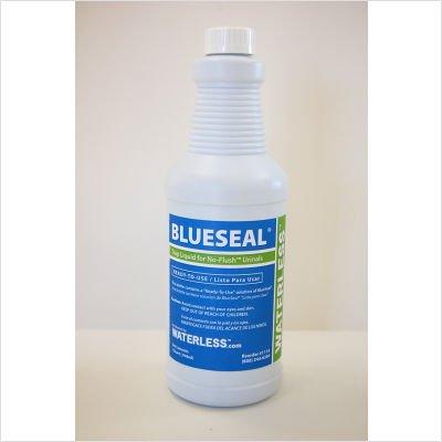 Blueseal 4 Quarte Urinal Trap Seal Liquid (Set of 4)