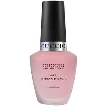 Amazon.com: Cuccio Color Top Nail Coat, Nail Strengthener.43 Ounce ...