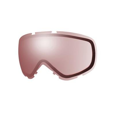 Smith Optics Knowledge OTG Adult Replacement Lense Snow Goggles Accessories - Ignitor Mirror/One Size (Mirror Ignitor Clear Lens)