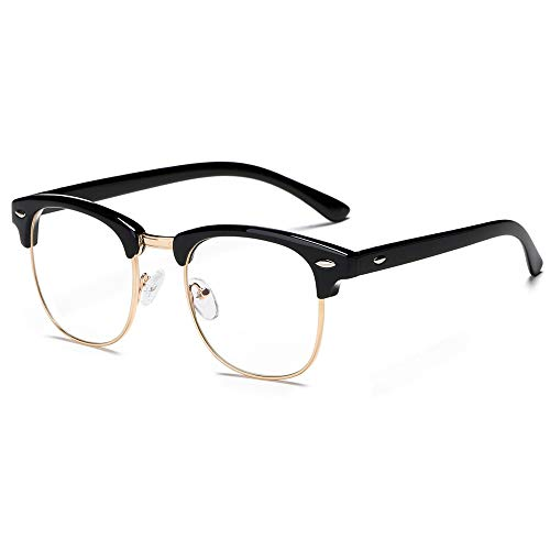 STAMEN Blue Light Blocking Glasses for Women/Men, Anti Eye Strain/UV Headache Better Sleep, Computer/Gaming Blue Blocker Glasses
