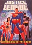 img - for Justice League Unlimited Coloring and Activity Book book / textbook / text book