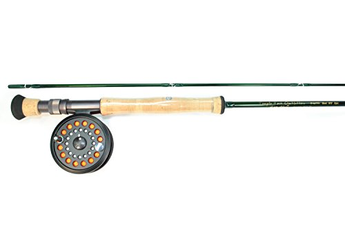 TFO Lefty Kreh Signature Series II 890-2 Complete Fly Rod Outfit (9'0