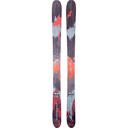 - Nordica Enforcer 110 Ski Black/Red, 169cm